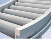 Suitable for roller conveyors