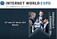 Internet World EXPO. We zijn in hal C5 stand J194.